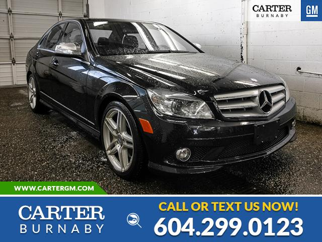 2009 Mercedes-Benz C-Class Base (Stk: E0-98221) in Burnaby - Image 1 of 22