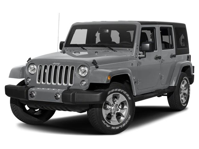 2017 Jeep Wrangler Unlimited Sahara (Stk: LC0354B) in Surrey - Image 1 of 9