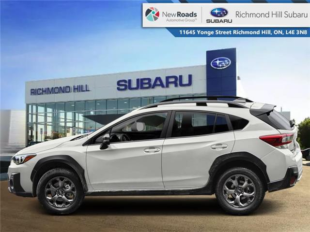 2021 Subaru Crosstrek Convenience w/Eyesight (Stk: 35519) in RICHMOND HILL - Image 1 of 1