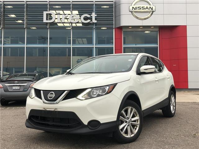 2018 Nissan Qashqai S | CERTIFIED PRE-OWNED | ONE OWNER (Stk: N4232A) in Mississauga - Image 1 of 19