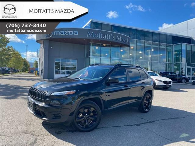 2016 Jeep Cherokee Sport (Stk: P8306A) in Barrie - Image 1 of 21