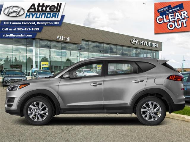 2021 Hyundai Tucson Preferred (Stk: 36258) in Brampton - Image 1 of 1