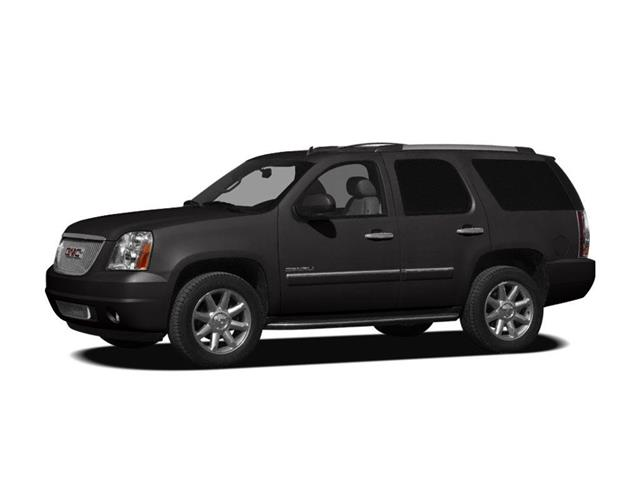 2011 GMC Yukon Denali (Stk: 00548L) in Creston - Image 1 of 1