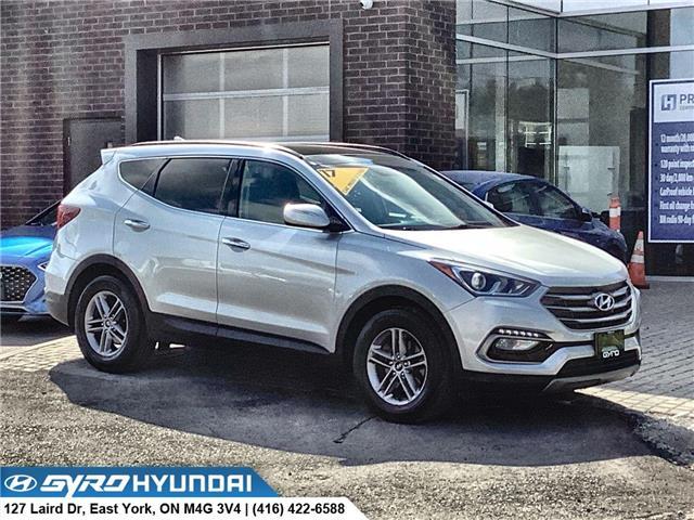 2017 Hyundai Santa Fe Sport 2.4 SE (Stk: H5870A) in Toronto - Image 1 of 29