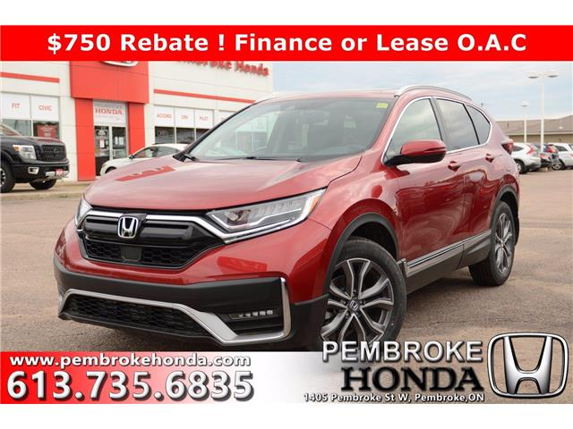 2020 Honda CR-V Touring (Stk: 20243) in Pembroke - Image 1 of 26