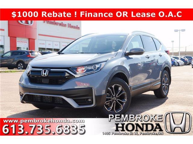 2020 Honda CR-V EX-L (Stk: 20197) in Pembroke - Image 1 of 30