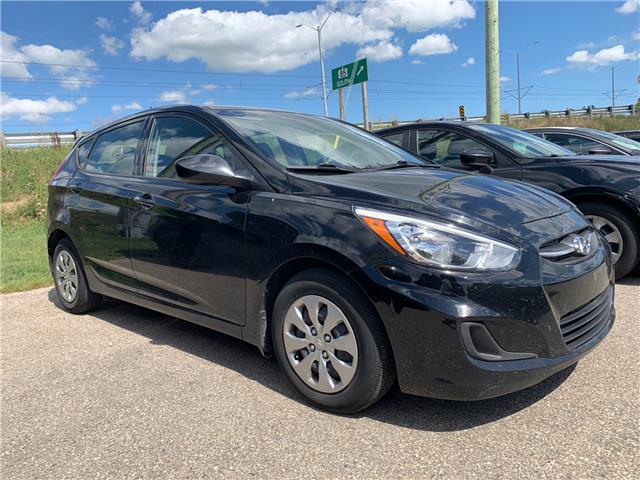 2017 Hyundai Accent  (Stk: M6888A) in Waterloo - Image 1 of 1