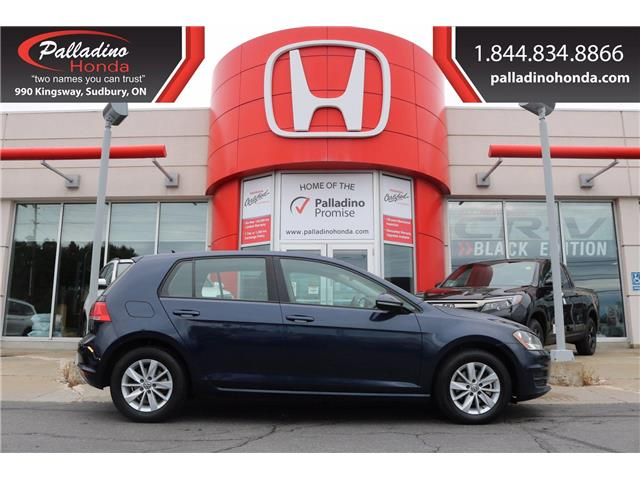 2016 Volkswagen Golf 1.8 TSI Highline (Stk: BC0059) in Greater Sudbury - Image 1 of 29