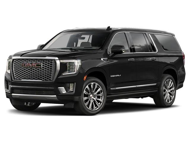 2021 GMC Yukon XL Denali (Stk: T21-1558) in Dawson Creek - Image 1 of 3