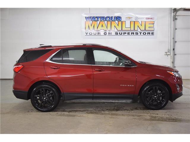 2020 Chevrolet Equinox LT (Stk: L1435) in Watrous - Image 1 of 46