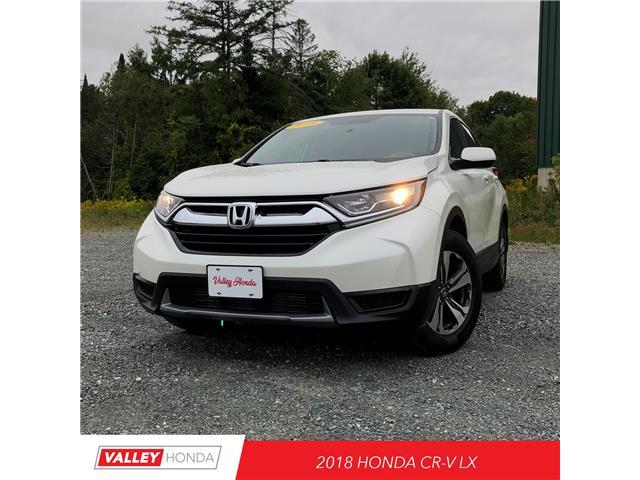 2018 Honda CR-V LX (Stk: U5758A) in Woodstock - Image 1 of 7