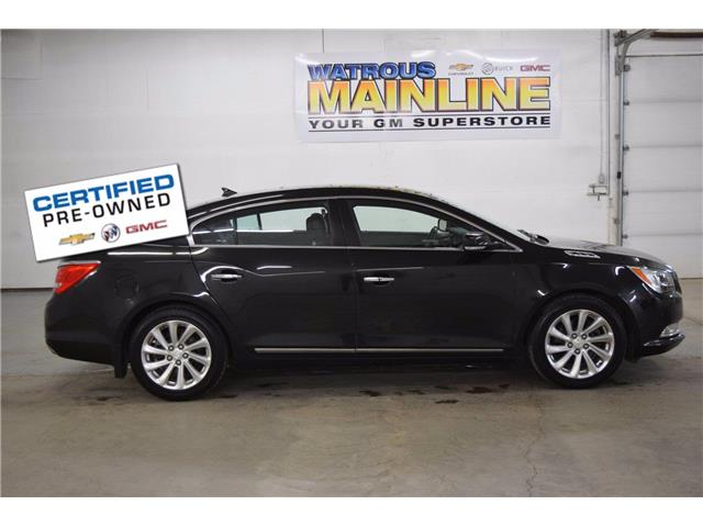 2014 Buick LaCrosse Leather (Stk: L1299A) in Watrous - Image 1 of 42