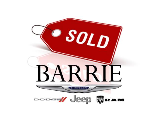 2016 Jeep Wrangler Sahara (Stk: 27608U) in Barrie - Image 1 of 1