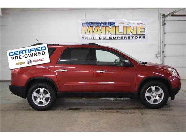 2012 GMC Acadia SLE (Stk: L1431A) in Watrous - Image 1 of 40