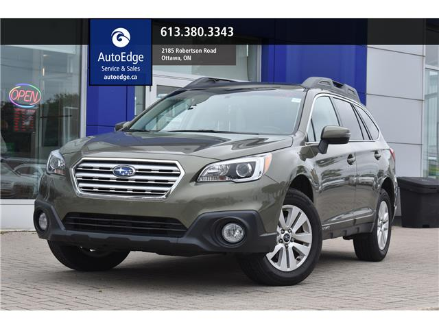 2015 Subaru Outback 2.5i Touring Package (Stk: A0302) in Ottawa - Image 1 of 30