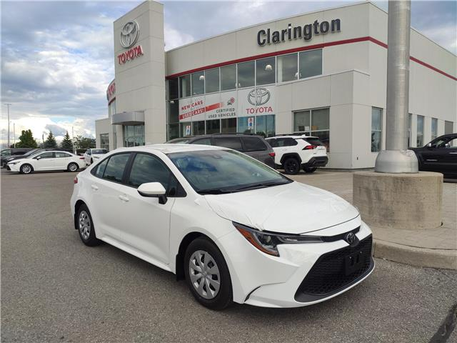 2021 Toyota Corolla L (Stk: 21046) in Bowmanville - Image 1 of 7