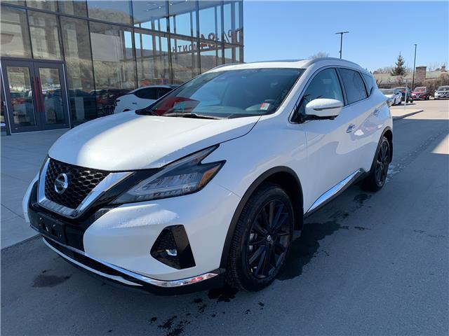 2020 Nissan Murano Limited Edition (Stk: T20276) in Kamloops - Image 1 of 28