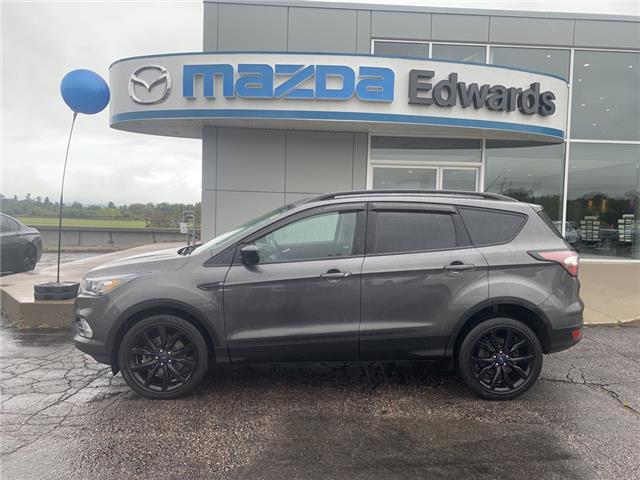 2017 Ford Escape SE (Stk: 22421) in Pembroke - Image 1 of 12