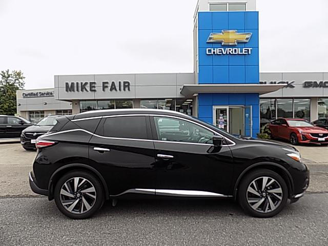 2017 Nissan Murano  (Stk: 20334A) in Smiths Falls - Image 1 of 19
