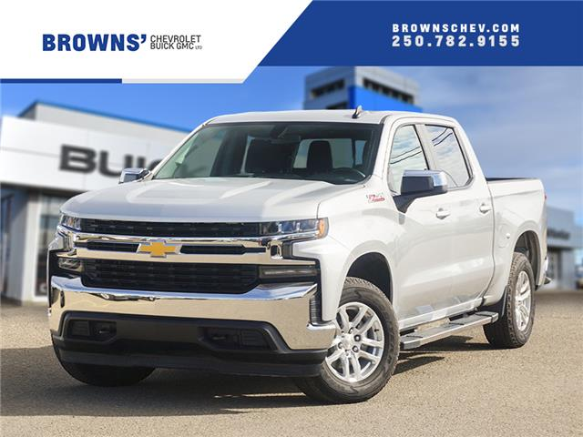 2019 Chevrolet Silverado 1500 LT (Stk: T20-1433A) in Dawson Creek - Image 1 of 15