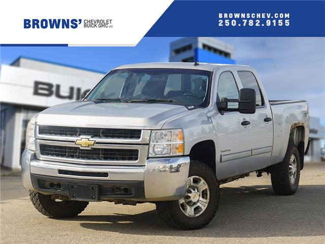 2010 Chevrolet Silverado 2500HD LT (Stk: T20-1466A) in Dawson Creek - Image 1 of 15