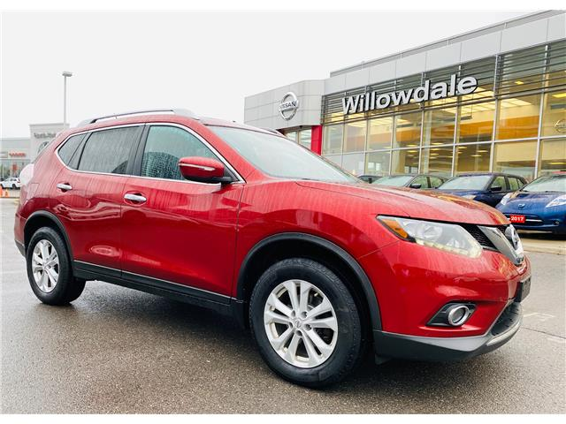 2014 Nissan Rogue SV (Stk: N964A) in Thornhill - Image 1 of 20