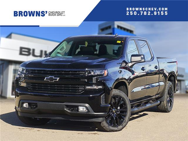 2020 Chevrolet Silverado 1500 RST (Stk: T20-1494) in Dawson Creek - Image 1 of 15