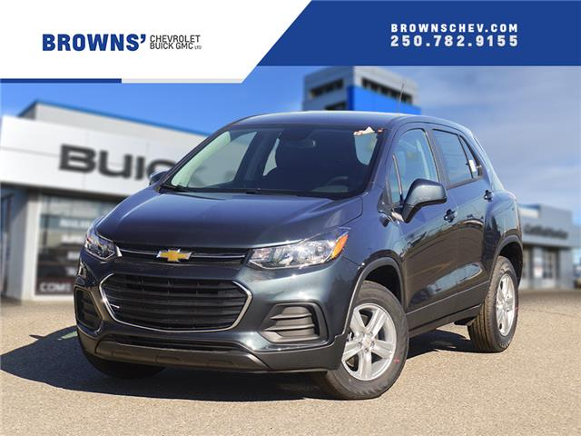 2021 Chevrolet Trax LS (Stk: T21-1480) in Dawson Creek - Image 1 of 15