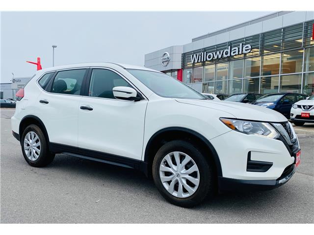 2018 Nissan Rogue S (Stk: C35627) in Thornhill - Image 1 of 18