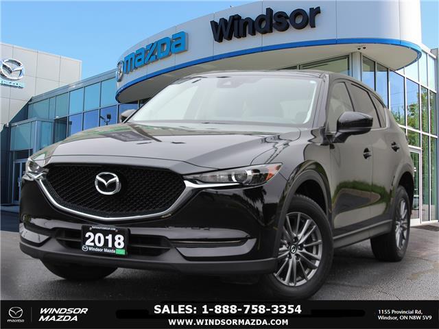 2018 Mazda CX-5 GS (Stk: PR4548) in Windsor - Image 1 of 37