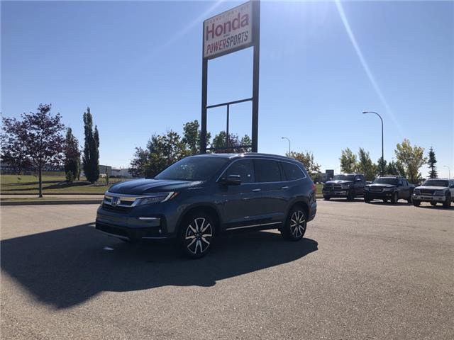 2021 Honda Pilot Touring 7P (Stk: H16-0218) in Grande Prairie - Image 1 of 16