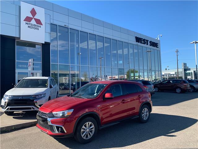 2019 Mitsubishi RVR SE (Stk: BM3909) in Edmonton - Image 1 of 24