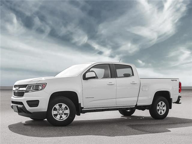 2021 Chevrolet Colorado WT (Stk: T1K006) in Mississauga - Image 1 of 22