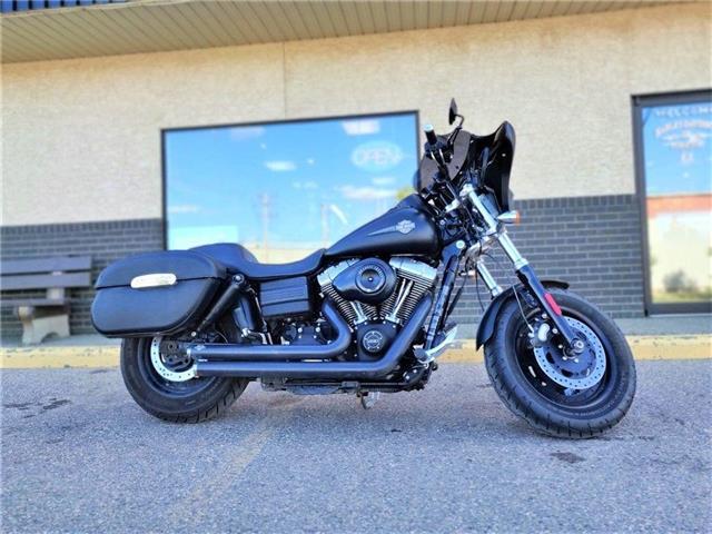 2012 Harley-Davidson FXDF - Dyna® Fat Bob®  (Stk: 2012-FXDF-8043) in Yorkton - Image 1 of 7