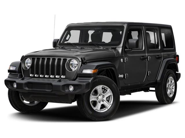 2021 Jeep Wrangler Unlimited Sport (Stk: M504351) in Surrey - Image 1 of 9