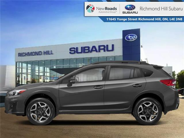 2020 Subaru Crosstrek Limited w/Eyesight (Stk: 34709) in RICHMOND HILL - Image 1 of 1