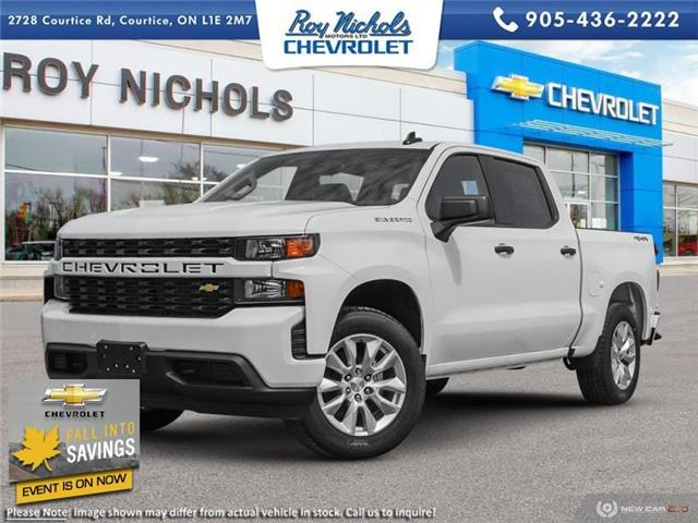 2020 Chevrolet Silverado 1500 Silverado Custom (Stk: W329) in Courtice - Image 1 of 23