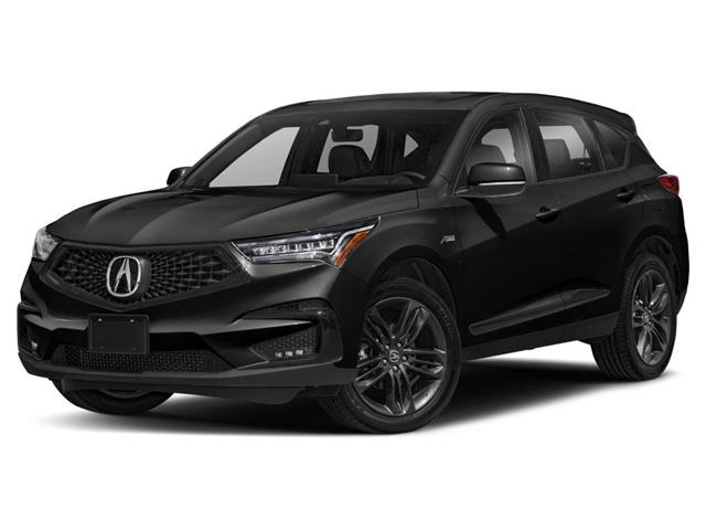 2021 Acura RDX A-Spec (Stk: 21RD0006) in Red Deer - Image 1 of 9