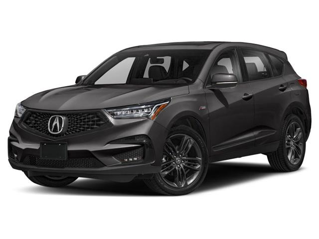 2021 Acura RDX A-Spec (Stk: 21RD0147) in Red Deer - Image 1 of 9