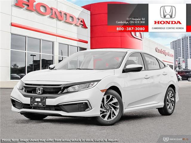 2020 Honda Civic EX w/New Wheel Design (Stk: 21216) in Cambridge - Image 1 of 24