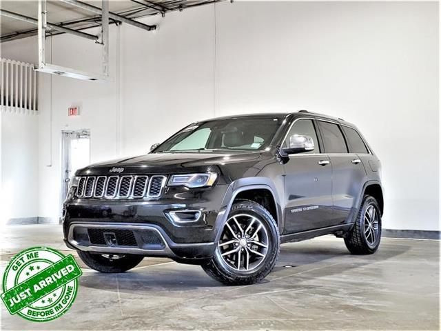 2018 Jeep Grand Cherokee Limited (Stk: A3412) in Saskatoon - Image 1 of 16