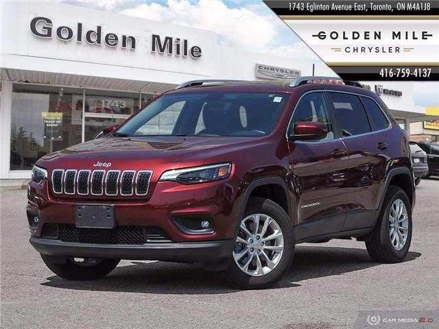 2019 Jeep Cherokee North (Stk: 9-8123) in Sudbury - Image 1 of 27