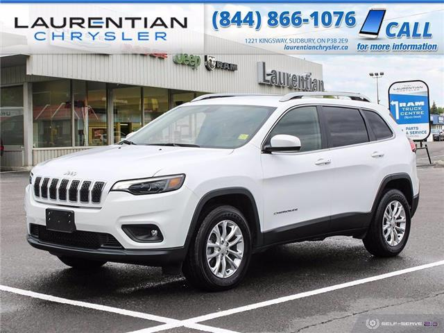 2019 Jeep Cherokee North (Stk: 20341A) in Sudbury - Image 1 of 27