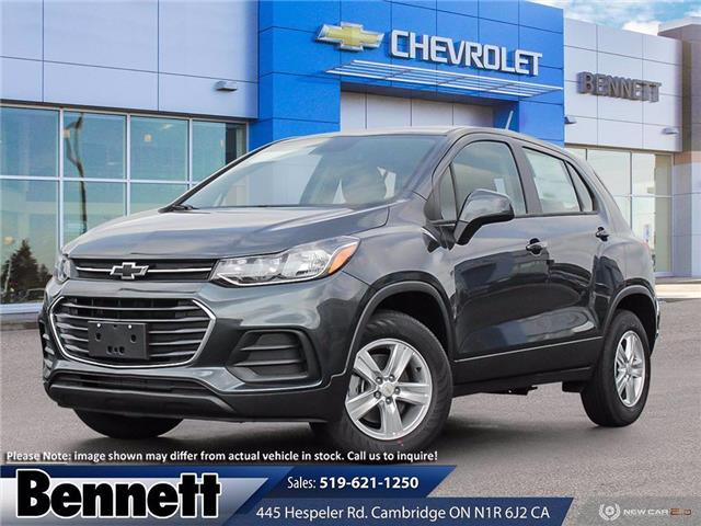 2021 Chevrolet Trax LS (Stk: 210016) in Cambridge - Image 1 of 23