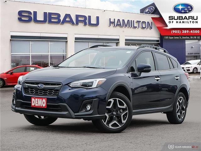 2020 Subaru Crosstrek Limited (Stk: S8044) in Hamilton - Image 1 of 28