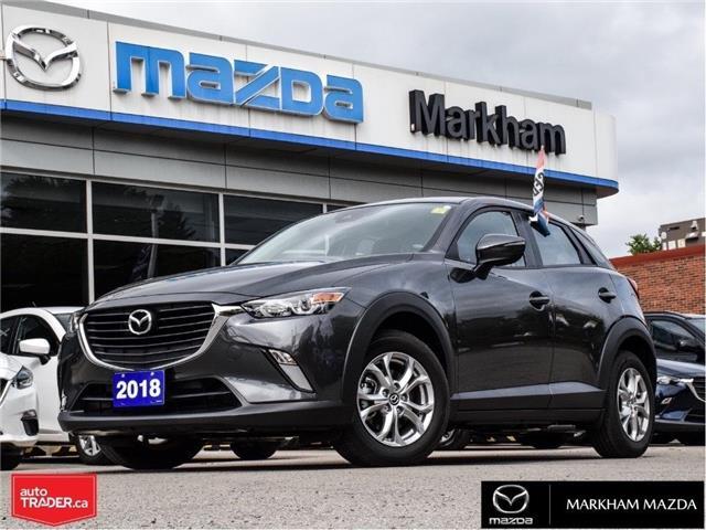 2018 Mazda CX-3 GS (Stk: P2008) in Markham - Image 1 of 28