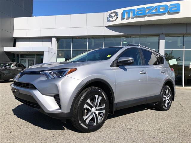 2017 Toyota RAV4 LE (Stk: P4331) in Surrey - Image 1 of 15