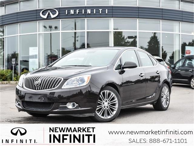 2013 Buick Verano Leather Package (Stk: UI1388A) in Newmarket - Image 1 of 22