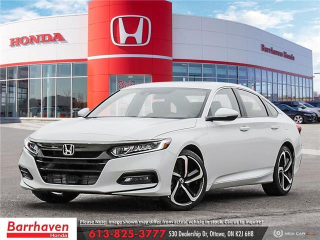 2020 Honda Accord Sport 2.0T (Stk: 2539) in Ottawa - Image 1 of 23
