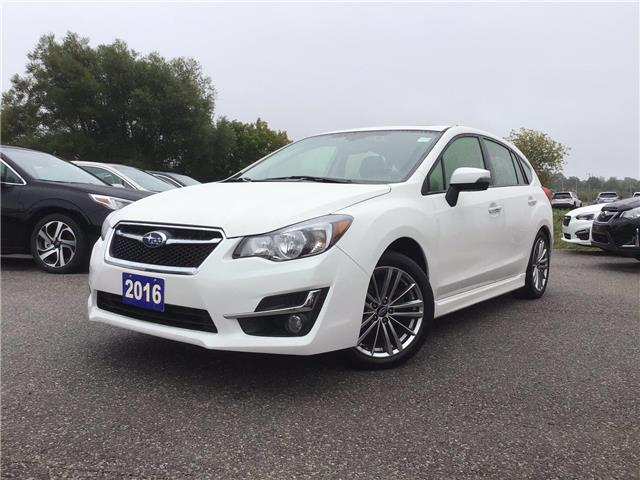 2016 Subaru Impreza 2.0i Limited Package (Stk: S4354A) in Peterborough - Image 1 of 19